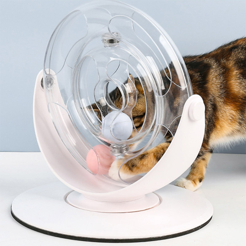 Funny Interactive 360 Cat Toy Cat Toys