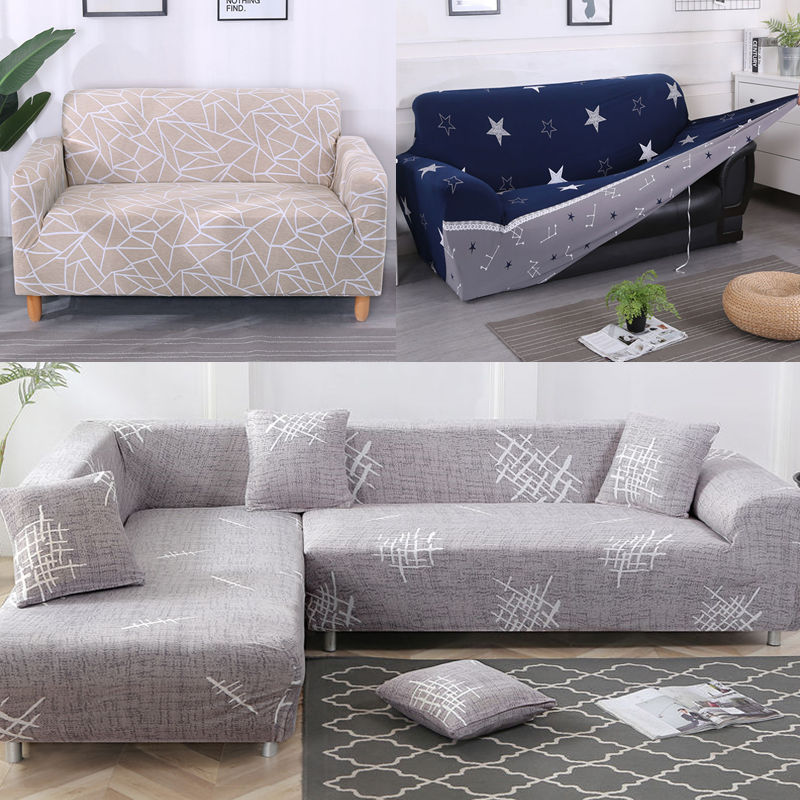 Sofa Cover Stretch Furniture Covers Elastic Sofa Covers For Living Room Slip covers For Armchairs Couch Covers