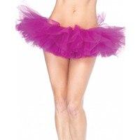 Abbille Miễn Phí Kích Thước 6 Màu Sắc Ưa Thích Outfit Costume Tutu Vải Tuyn váy của Phụ Nữ TUTU Mini Skirt Dành Cho Người Lớn Petticoat Ngắn Phong Cách Cho đảng