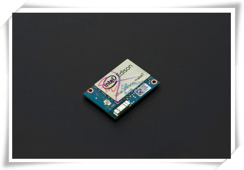 Modules for Intel Edison module, 7~15V Dual core/threaded Atom 500MHz 1G/4G with Dual-band WiFi Bluetooth SPI/UART/I2C/PWM