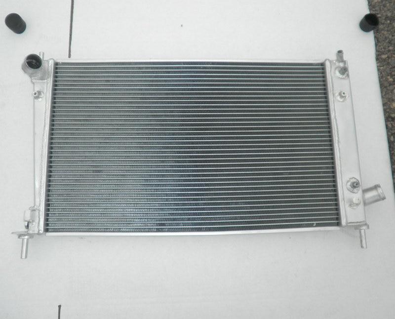 NEW Aluminum alloy radiator For SAAB 9-5//9.5 2.0//2.3 TURBO AT//MT 1997-2009 98 99