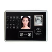 A602 4 In 1 Face Fingerprint ID Card Password Time Attendance 2 8 Inch TFT Machine