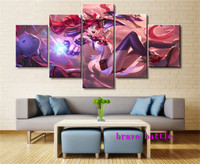 League of Legends LOL Lolita Canvas Painting Living Room Home Decor Modern Mural Art Oil Painting