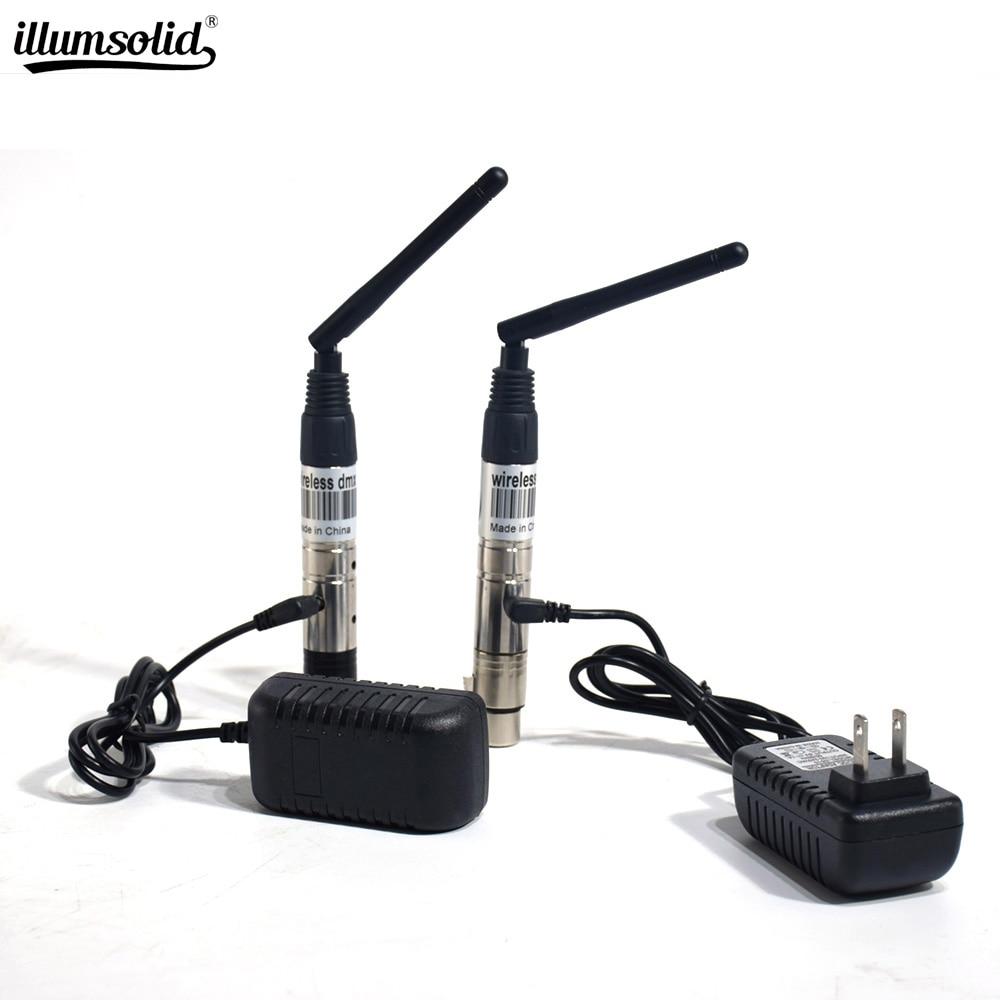 DMX512 DMX Dfi Disco DJ récepteur de système sans fil ou émetteur 2.4G pour LED de scène éclairage LED contrôle 400 m