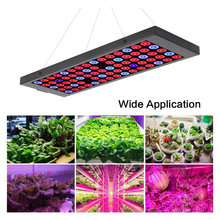 LED Grow Lights, Full Spectrum Panel Grow Lamp with IR & UV LED Grow Lights for Indoor Plants,Micro Greens,Clones,Succulents,See цена в Москве и Питере