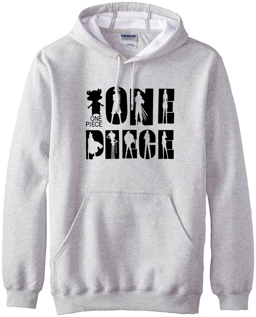 One Piece Hoodies (5 Colors)