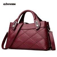 Luxury Handbags Women Bags Designer Genuine Leather Fashion Shoulder Bag Sac A Main Marque Bolsas Ladies