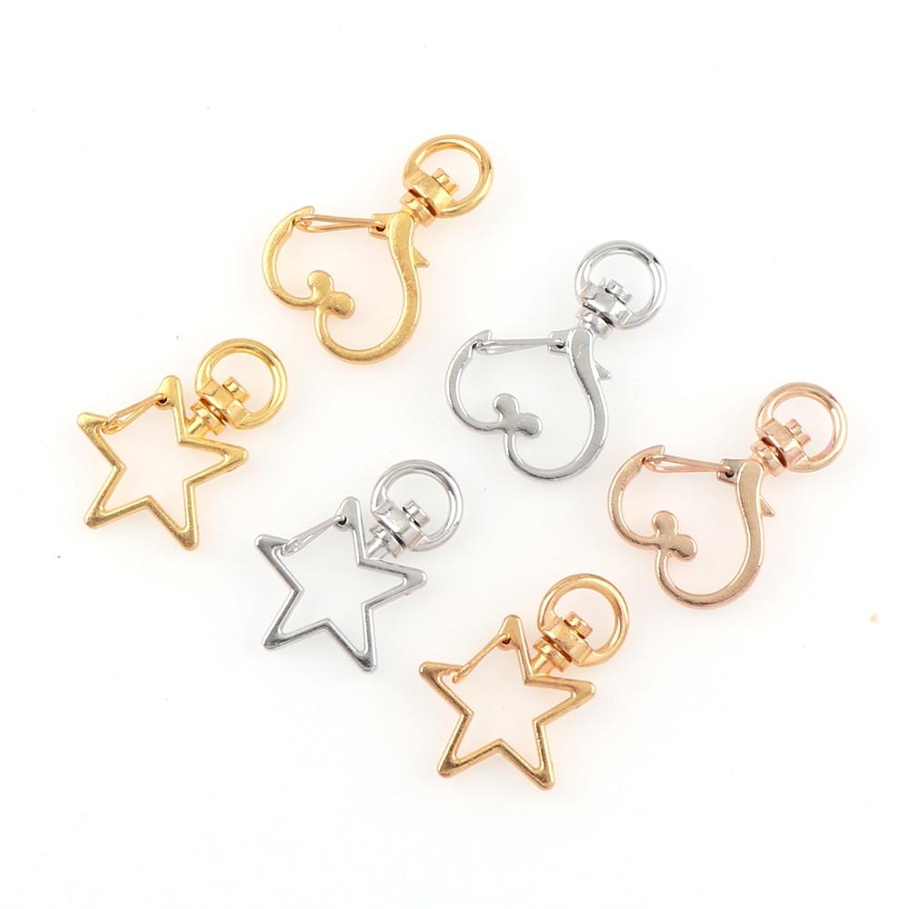 Golden Star keyring