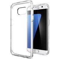100% Original Korea Made Ultra Hybrid Hard Clear Back Soft TPU Edge Drop Resistance Case for Samsung Galaxy S7/S7 Edge