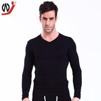 Free Shipping Wholesale Retail Men S Thermal Underwear Long Johns Set Men S Pajama Male Sleeve