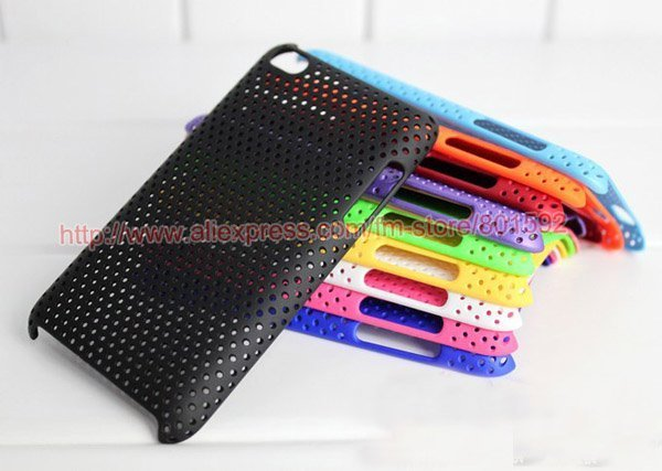 Aliexpress.com   Buy 200pc Plastic Mesh case for ipod touch 4 case ... bb95ad538dc7