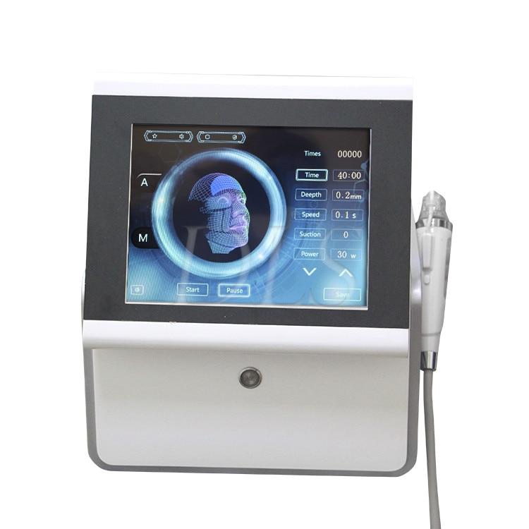 HOT portable fractionnaire RF micro-aiguille réparation cicatrice réparation vergetures acné soins du visage levage beauté salon clinique utilisation