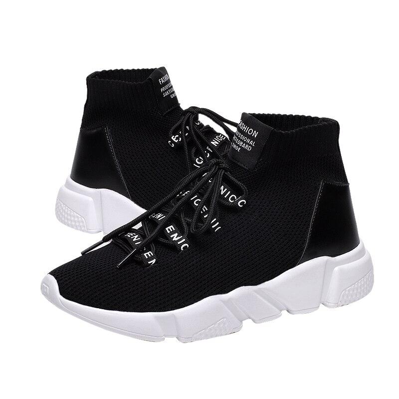 Élastique Chaussures Taille 2018 Marée Chaussettes Occasionnels Coréens Hommes 3 2 De 1 Automne Étudiants Yvf7yImb6g
