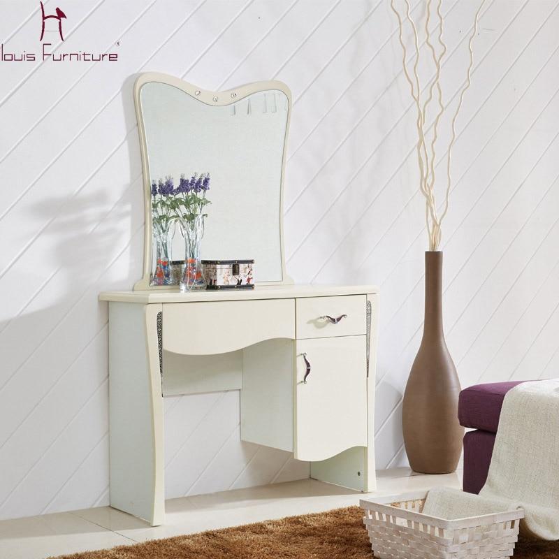 Acquista all 39 ingrosso online toletta con specchio bianco da grossisti toletta con specchio - Toletta con specchio ...