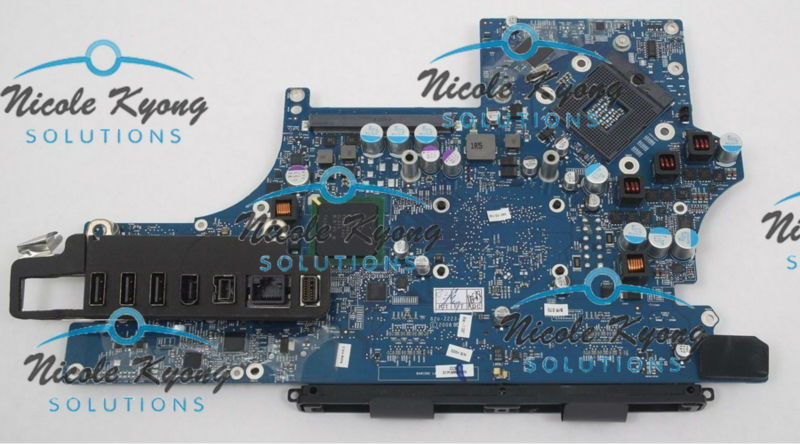20 820-2223-A 661-4674 MB323LL/A 2.4GHz motherboard Logic Board for iMac AIO All-in-One A1224 Early 2008