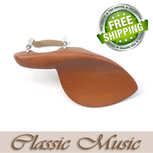 Freeshipping,Boxwood Chinrest for Viola (15′ – 16.5′), with Metal Installed.