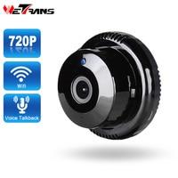 Home Video Surveillance HD 720P P2P CCTV Camera Wide Angle Lens Two Way Audio 10m Night