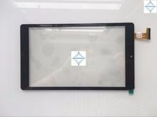 "Nuevo 8 ""pulgadas tablet de Pantalla Táctil capactive Digitalizador lente de cristal del panel SG6378-FPC-V1-2 SG6378 204*121 MM"