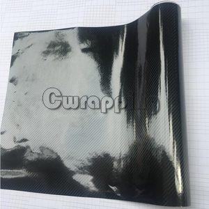 Image 4 - Super quality Ultra Gloss 5D Carbon Fiber Vinyl Wrap Big Texture Super Glossy 5D Carbon Film With Size 50cm*150cm/200cm/300cm