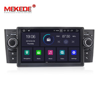 PX30 android9.0 Smart car dvd player gps navigation for Fiat Linea 2006 with DSP IPS wifi bluetooth carplay USB radio navi