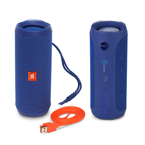 US $118 55 24% OFF|JBL Flip 4 portable wireless bluetooth speaker Music  Kaleidoscope Flip4 Audio Waterproof bluetooth speaker Supports Multiple-in