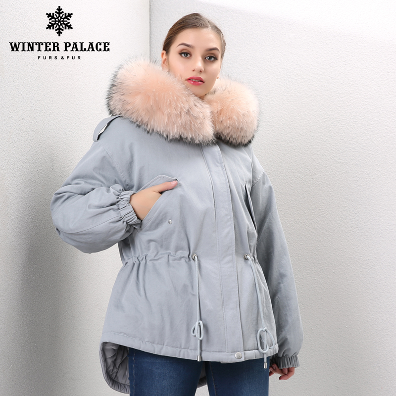 Popular Fox Fur Hood Parka Coats-Buy Cheap Fox Fur Hood Parka ...