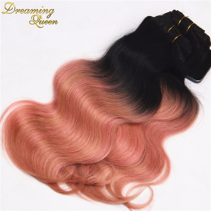 rosegold hair body wave (39)
