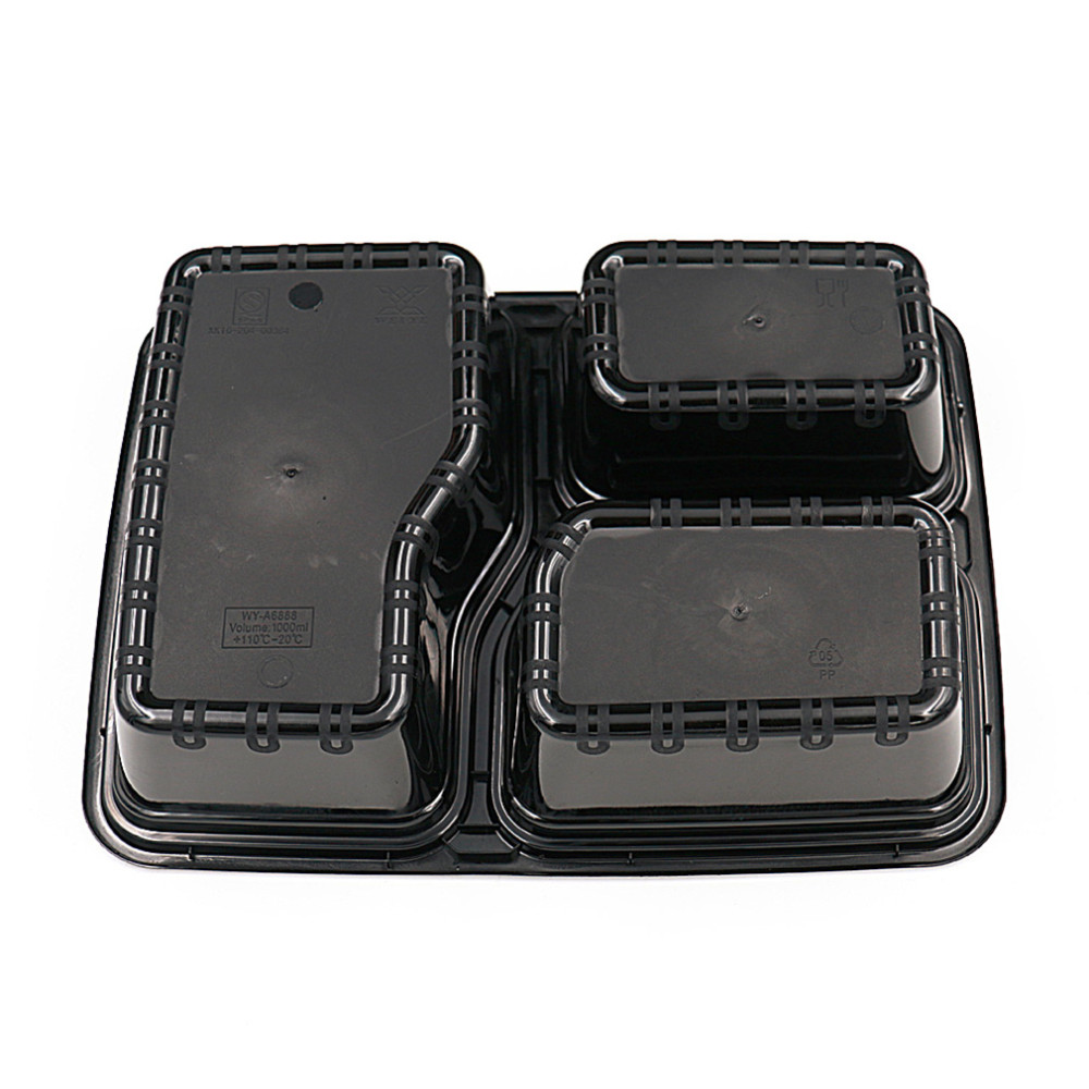 Compartment Food Storage Containers kitchen tools