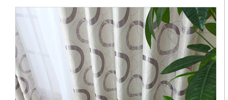 Aliexpress.com : Buy Circle World Print Blinds Shading Window Curtains High  Quality Black Out Red /grey Color Luxurious For Living Room From Reliable  World ...