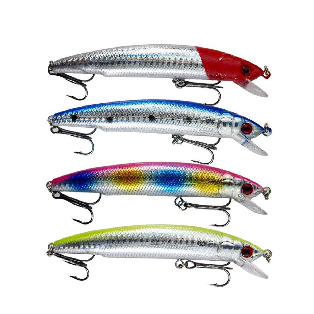 2018 1 Pc Fish Fishing Lure 9.8cm 3.86 Artificial Hard