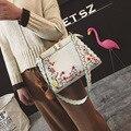 2017 New Handbag Fashion Handbag Embroidered Diamond Platinum Package Personality Single Shoulder Bag