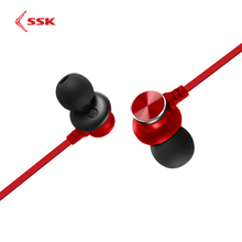 цена на SSK Wireless Bluetooth Earphone Noise Cancelling Magnetic Sports Headset Earphone Waterproof  for Mobile Phones and Music