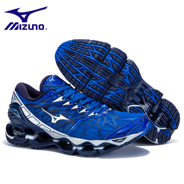 new styles 621d7 08a76 Mizuno Wave Prophecy 7 Professional Original Breathable Cushioning Sport  Basketball Shoes 7 colors LightWeight Men Sneakers