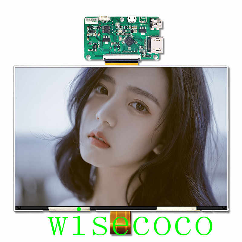 8.9 inch 2560*1600 2k IPS TFTMD089030 Lcd-scherm MIPI HDMI control board 61 pins diy project