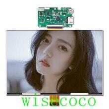 8.9 Inch 2560*1600 2K Ips TFTMD089030 Lcd scherm Mipi Besturingskaart 61 Pins Diy Project