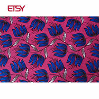 new african fabric wholesale holland wax prints african 2018 latest tissu wax ankara african wax print fabric 6 yards FP6081