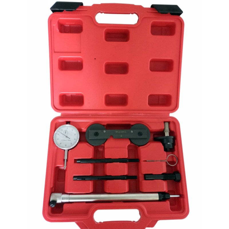 BESTEU Universal 5Pcs Cam Camshaft Lock Holder Car Engine Cam Timing Locking Tool Set
