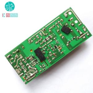 Image 5 - AC DC placa de circuito de fuente de alimentación conmutada, 100 240V a 5V 5A, módulo de fuente de alimentación con interruptor de encendido incorporado, CA a CC 5000MA 50/60HZ SMPS