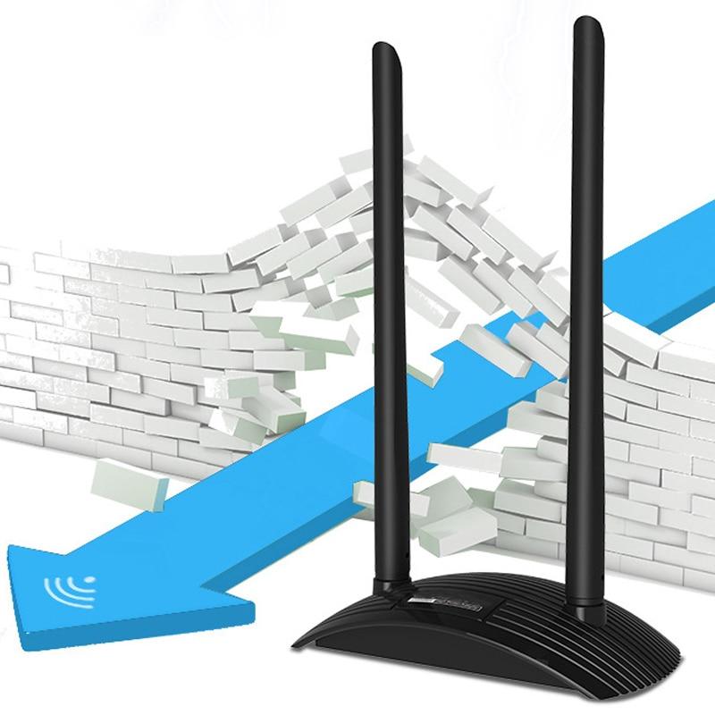 1200 Mpbs adaptateur réseau sans fil haute puissance double bande WIFI LAN carte EM88