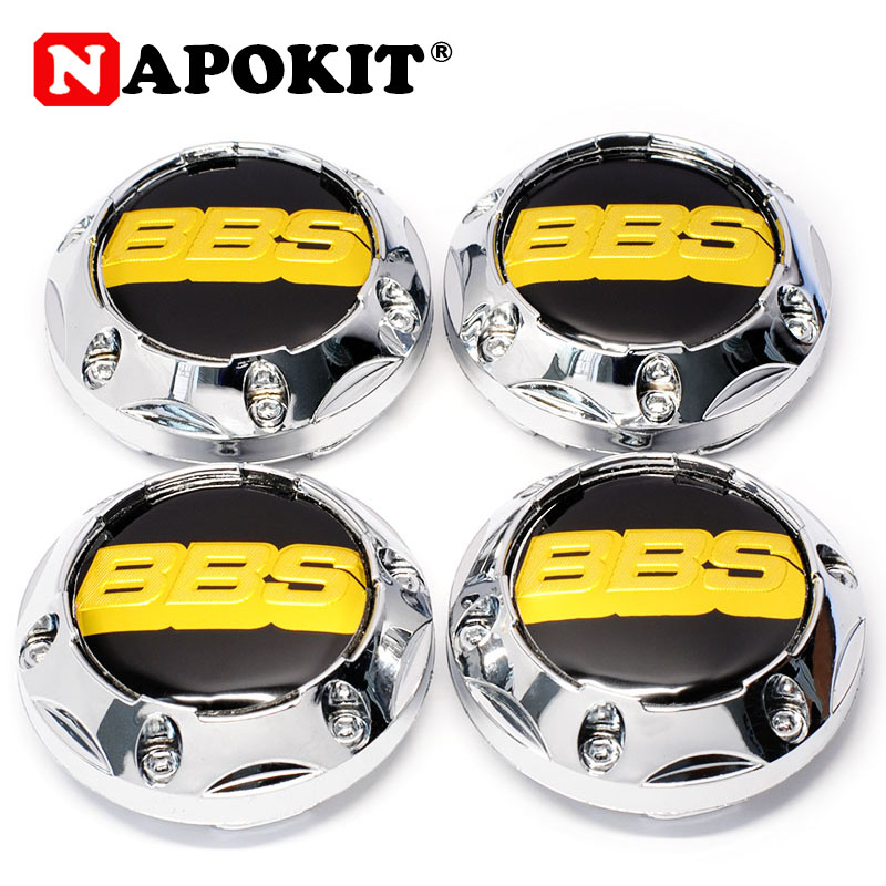 4pcs 64mm <font><b>Car</b></font> <font><b>Wheel</b></font> <font><b>Center</b></font> Caps <font><b>Cover</b></font> Emblem <font><b>Wheel</b></font> <font><b>Center</b></font> Hub Badge for BBS Rim Hubcap <font><b>Car</b></font> Styling Modification Accessories image