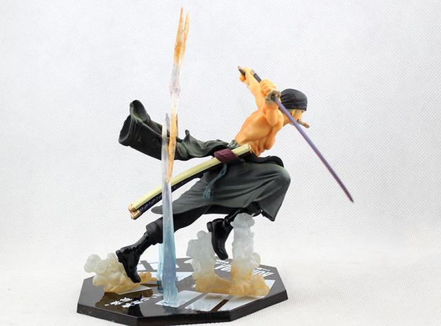 Banpresto One Piece POP Roronoa Zoro Action Figure