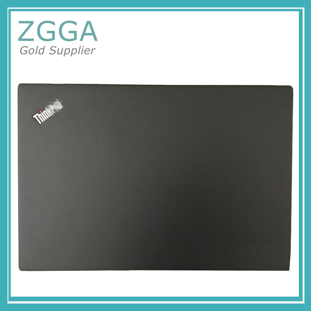Véritable NOUVEAU Pour Ordinateur Portable étui pour lenovo ThinkPad T480S LCD Arrière Couvercle de Logement De Couverture Arrière Noir 01LX995 AQ160000600
