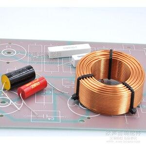 Image 3 - 1,0mm Hohl Inductor Dreidimensionale Hohe Reinheit Sauerstoff freies Kupfer Lautsprecher Frequenz Teiler Kupfer Spule Audio Zubehör