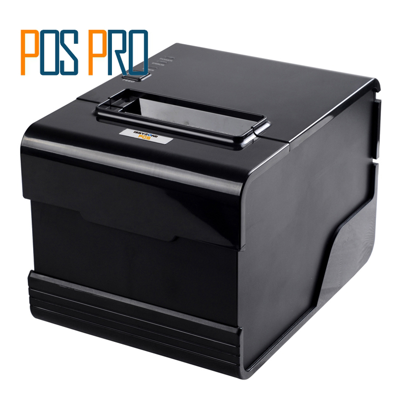 ITTP065 High Quality 80mm Thermal Receipt Printer 260mm/s automatic cutter USB+Serial+Ethernet Port ESC/POS