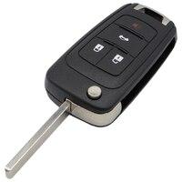remote key WhatsKey 2 3 4 Folding Key Flip Remote Car Key Shell Fob Case For Chevrolet Aveo Epica Lova Camaro Impala Cruze With Logo (3)