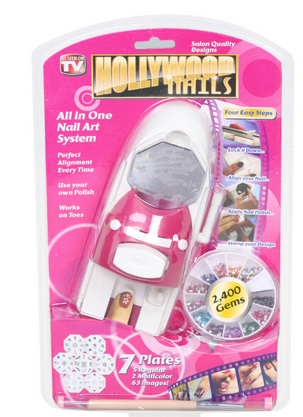 Hollywood nails art system images nail art and nail design ideas nail design machine seen on tv gallery nail art and nail design nail design machine seen prinsesfo Image collections