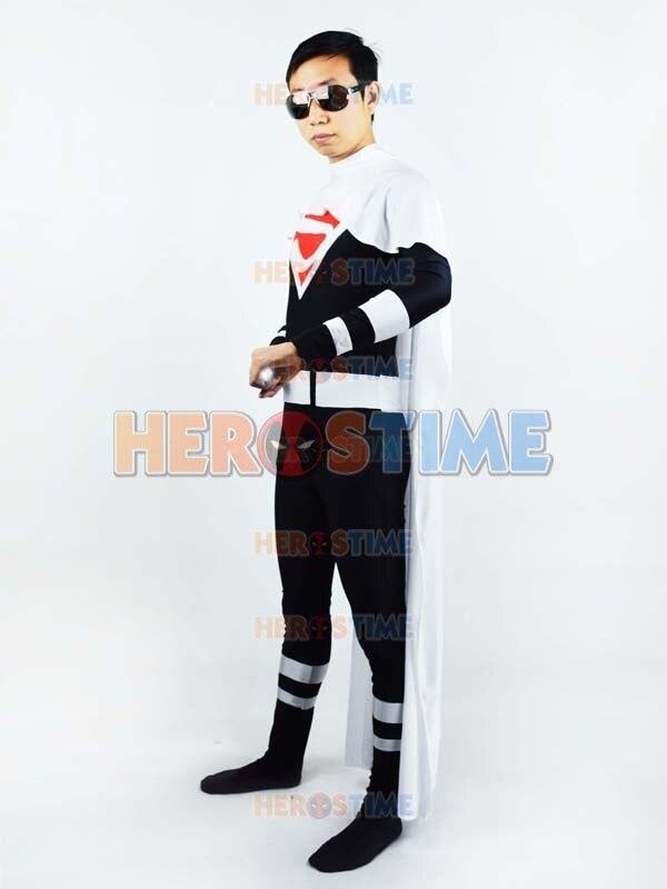 Սև և սպիտակ Գերմարդի զգեստների - Կարնավալային հագուստները - Լուսանկար 4