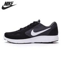 Original New Arrival 2017 NIKE Revolution 3 Men's Running Shoes Sneakers