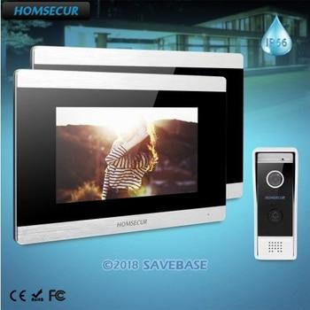 homsecur wireless HOMSECUR 7 Hands-free Video Door Entry Security Intercom with Dual-way Intercom  BC031-B +BM715-S