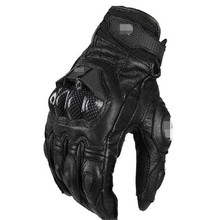 Hot Selling Leopard  Breathable Winter Glove Motorcycle Cycling Riding Racing Leather Gloves Motocross Touch Screen Guantes